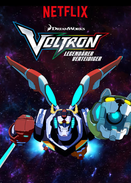 Voltron: El defensor legendario